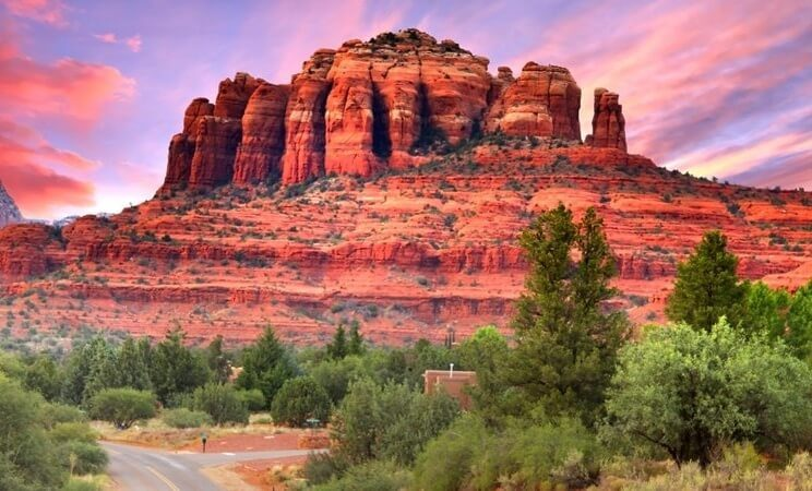 Phoenix Sedona Arizona 24/7 Door 2 Door Airport Shuttle